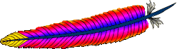 Apache HTTPD logo feather